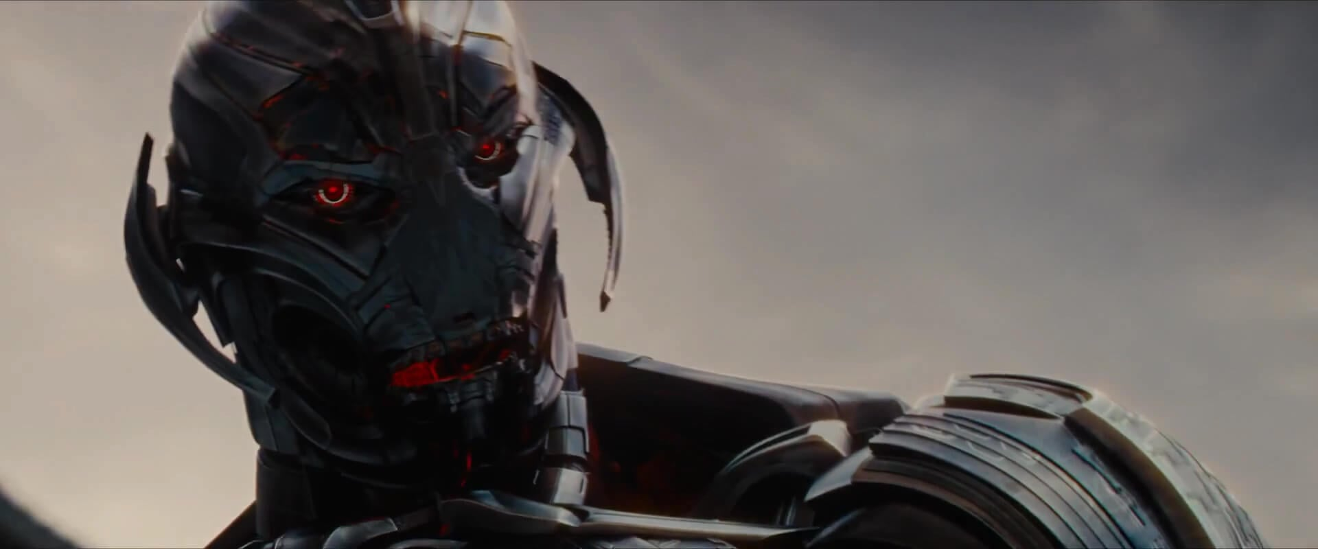 Ultron's Teeth