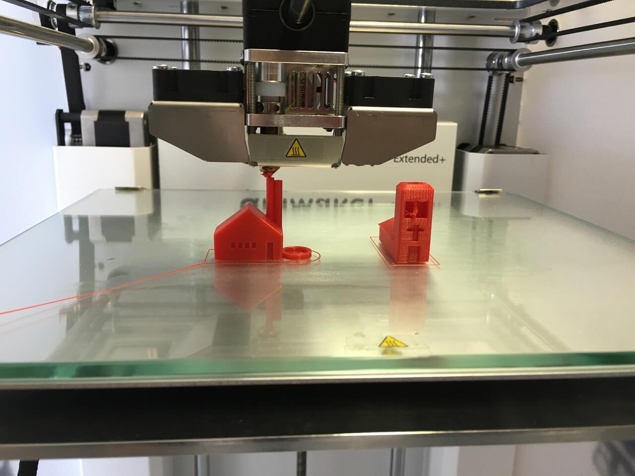 Build a 3D Printer