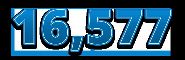 16557